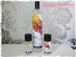 The Body Shop Room Fragrance Oils & Spritz