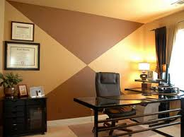office wall colors ideas. Home Office Wall Colors With Dark Brown And Light Combination Ideas T