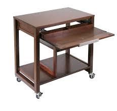 portable computer desk furniture mobile computer desk cart portable table portable computer desk wheels langria portable mobile computer desk laptop cart