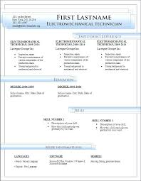 Resume Templates Microsoft Word 2007 Adorable Best Solutions Of Resume Templates Word Free Inside On Microsoft