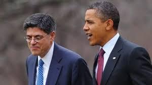 Obama nominates Jack Lew to serve as Treasury chief