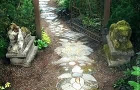 stepping stone molds uk exterior ideas medium size outdoor stepping stones decorative garden walkways mosaic make