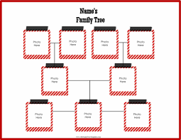 Diagram For Family Tree Free Family Tree Poster Customize Online Then Print At Home