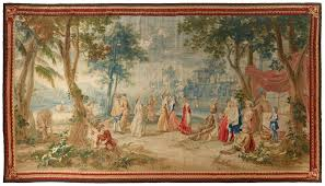 don quixote archives the paris review the paris review the arrival of dancers at the wedding of camacho c 1710 52