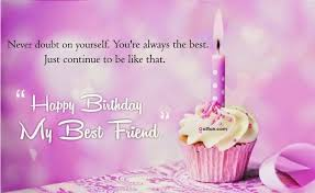 Birthday Quotes For Best Friend Impressive Happy Birthday My Best Friend Pictures Photos And Images For
