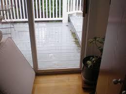 threshold for sliding glass door