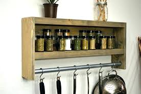 kitchen pots and pans hanging rack