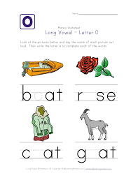 Worksheets, Short Vowel Sounds Worksheets, Short Vowel Sound Words ...