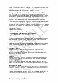 Basic Business Plan Template Free 11 Lawn Care Business Plan Templates In Pdf Word