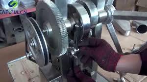 manual single punch tablet press pill making machine maker tdp 1 5 installation