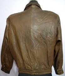 luis alvear men s flight thick leather jacket n 5 2 kg