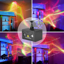Family Party Laser Light Ll A200rg Starmate Suny Aurora