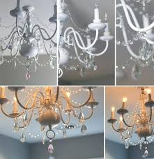 diy crystal chandelier medium size of chandeliers crystal chandelier for nursery and before after little diy diy crystal chandelier