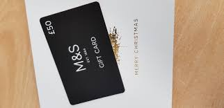marks and spencer 199 00 gift card 175 00 pic uk