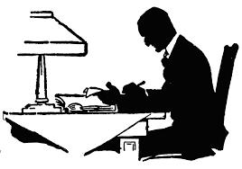 student desk clipart black and white. pin desk clipart author #4 student black and white