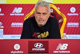 Roma-Udinese, la conferenza stampa di Mourinho – FOTO GALLERY -  Forzaroma.info - Ultime notizie As Roma calcio – Interviste, foto e video