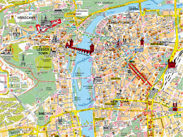 best  prague tourist map ideas on pinterest  berlin tourist