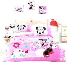 Minnie Mouse Full Size Comforter Mouse Bedding Full Mouse Toddler ...