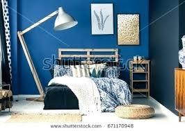 Royal Blue Wall Blue Wall Bedroom Stylish Bedroom Interior With Dark Blue  Wall Royal Blue Bedroom Wallpaper Blue Wall Royal Blue Bathroom Wall Decor