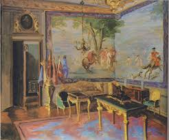 winston churchill s paintings great statesman surprisingly good  marlborough tapestries at blenheim winston churchill