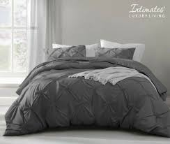 bed linens sets pintuck duvet cover