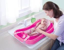 First Years Sure Comfort Deluxe Newborn To Toddler Tub Review ...