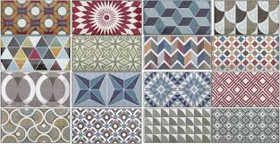 20922 Metro Patchwork Colors 7,5x15 <b>декор</b> от <b>Equipe</b> купить ...