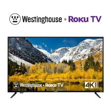 Westinghouse 43 inch Roku 4k Ultra HD LED Smart TV with HDR (Renewed)- Buy  Online in Qatar at qatar.desertcart.com. ProductId : 181794058.
