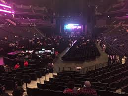 Boxing Seating Chart Barclays Center Barclays Center Section 15 Concert Seating Rateyourseats Com
