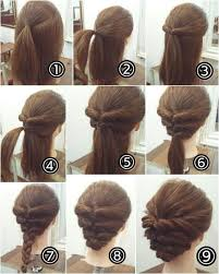 Easy Updos For Medium Hair For Homecoming 31 Half Up Half Down Prom