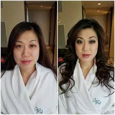 vegas bridal hair and makeup for weddings