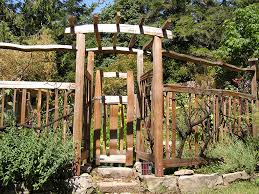 Small Picture Gates Cedar Sustainable Woodwork