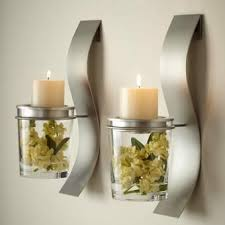 Wall Sconce Ideas:Slimings Silvers Stainless Luv Pillar Jasmine Insides Wall  Sconces Candles Imaginative Secret