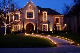 How To Install Outdoor Christmas Lights On House Pin By Lawn Pros Sprinkler Repair Artificial Grass Synthetic