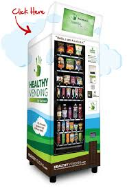 Healthy Choice Vending Machines Gorgeous YMCA Vending YMCA Vending Machine