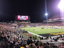 Frank Kush Field Seating Chart Arizona State Football Club Seating At Sun Devil Stadium