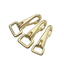 <b>2pcs Solid Brass</b> Bag Hook Lobster Clasps Straping Hook buckle ...
