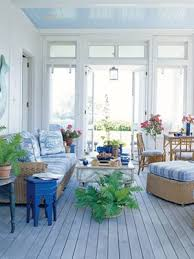 sun porch furniture ideas. Blue Sun Porch // \ Furniture Ideas T