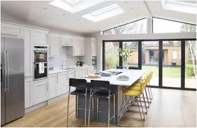 kitchen diner lighting. Kitchen Diner Lighting Ideas » Unique A Contemporary Extension Filled With Light O
