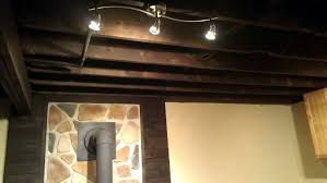 unfinished basement ceiling ideas. Unfinished Basement Ceiling Paint. Image Of: Paint Rafters Pictures I Ideas