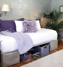 Turn Your Bed Into a Couch