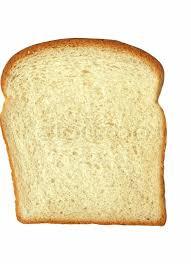 slice of bread. Simple Bread A Single Slice Of White Bread Isolated On  Stock Photo Colourbox For Slice Of Bread F