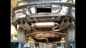 2001 pontiac grand am exhaust (magnaflow) youtube pontiac grand am exhaust system at Grand Am Exhaust Diagram