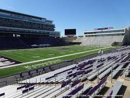 Bill Snyder Family Football Stadium View From Lower Level 20