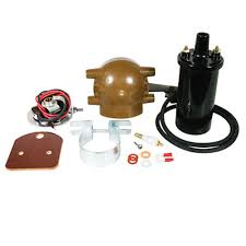 electronic ignition kit 12 volt negative ground ford 2n 8n 9n 108154 electronic ignition kit 12 volt negative ground ford 2n 8n 9n