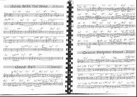 Green Dolphin Street Chart Mensagens Visuais 557 Jazz Standards