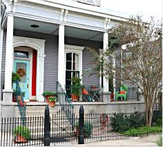 New Orleans Homes And Neighborhoods  Uptown Photos - Exterior doors new orleans