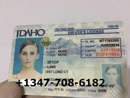 Id Fakes Idaho Wide Fake - World