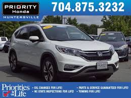 2016 honda crv changes. Perfect 2016 Certified PreOwned 2016 Honda CRV Touring FWD SUV Huntersville In Crv Changes V