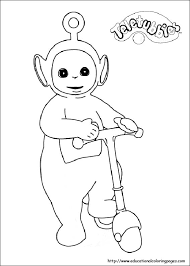 Small Picture Teletubbies coloring pictures Educational Fun Kids Coloring